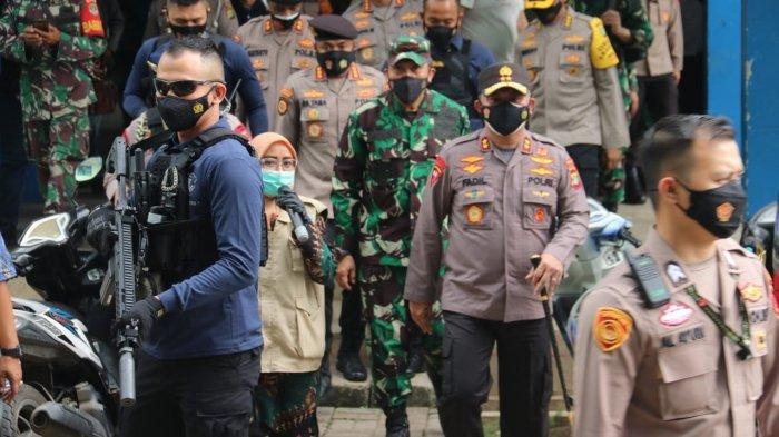 Tinjau Kampung Tangguh Jaya di Rusun Pulogebang, Kapolda Metro Jaya: Angka Covid-19 Turun Drastis