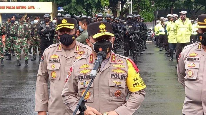 Ada Kerumunan di Malam Tahun Baru, Kapolda Metro Jaya: Langsung Naikkan ke Kendaraan, Bawa ke Polda