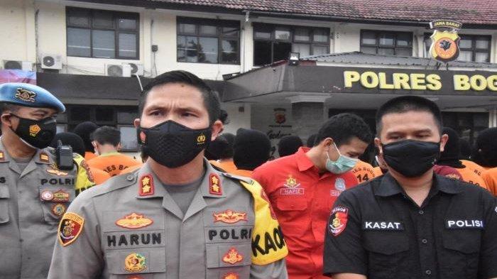 Antisipasi Pencurian Motor Polres Bogor Bakal Tertibkan Lokasi Parkir Liar di Pertokoan dan Restoran