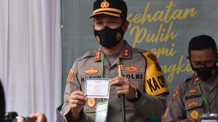 Buang Limbah Covid-19 dari Tangerang Ke Bogor, Dua Pegawai Loundry Terancam 10 Tahun Penjara