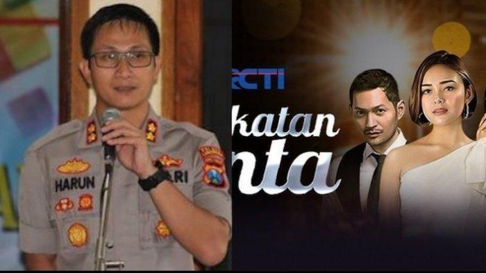 Nama AKBP Harun Kapolres Bogor Jadi Viral Gara-gara Sinetron Ikatan Cinta, Pernah Jadi Penyidik KPK