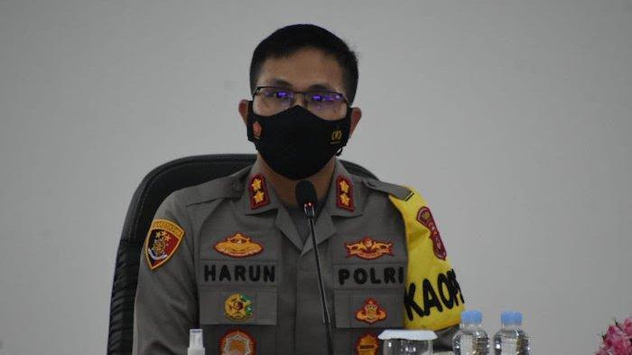 Kapolres Bogor AKBP Harun soal konvoi Moge di kawasan Puncak