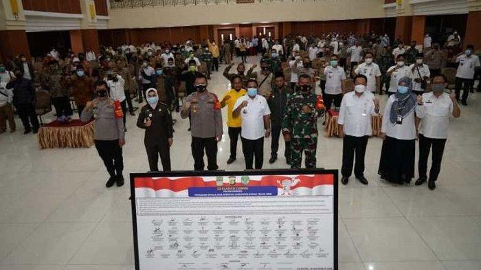 Cegah Covid-19, Kemendagri Batasi Jumlah Pemilih Pilkades Bekasi di TPS Hanya Sebanyak 500 Orang