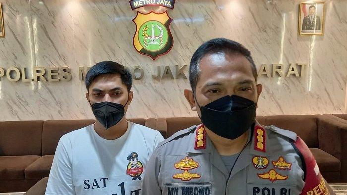 Stok Ganja 100 Kg Disembunyikan dalam Drum Minyak Berhasil Diamankan Polres Jakarta Barat