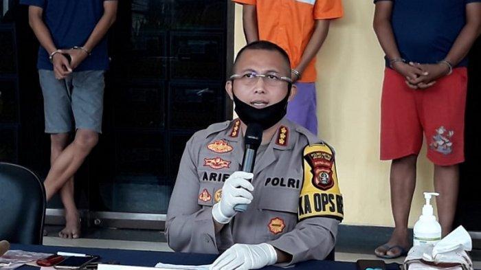 Seorang Pemuda Diduga Napi Asimilasi Berulah, Todong Pistol ke Polisi, Berakhir Mengenaskan