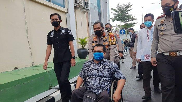 Polres Tangsel Siap Berdayakan Penyandang Disabilitas untuk Bekerja Pada Setiap Polsek Jajarannya
