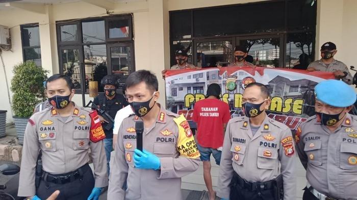 Nekat Curi Motor Anggota Polisi di Tambun, Dua Pemuda Asal Bogor Diamankan Polisi