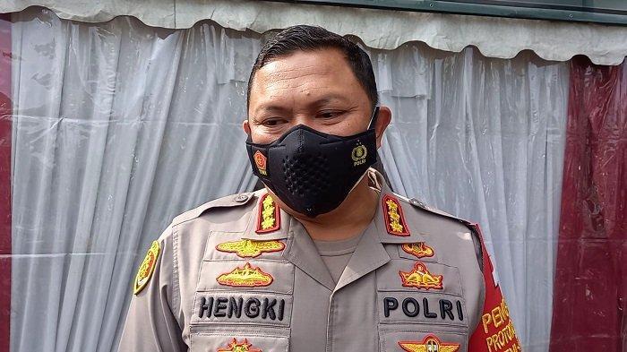 Kapolres Jakarta Pusat Kritik DataCorona jakarta.go.idyang Tidak Sesuai Data Lapangan