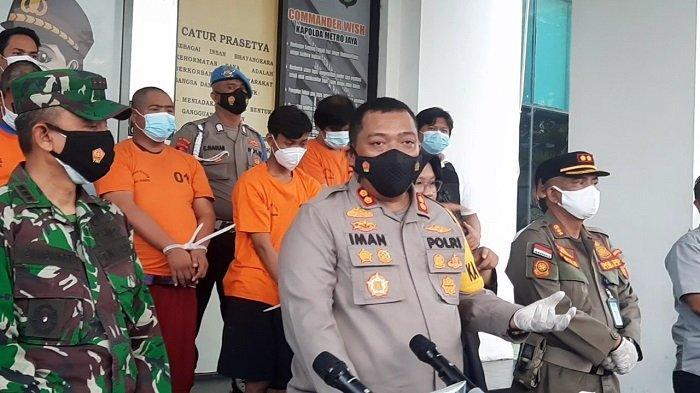 Polisi Sebut Potongan Kaki Manusia di Perumahan Japos, Pondok Aren Diduga Bagian Tubuh Orang Dewasa