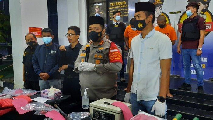 Dahsyat, Enam Bulan Beraksi di Jabodetabek Dua Bandit Ini Sudah Menyasar 85 Rumsong 65 Minimarket