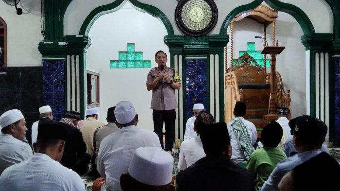 Kapolresta Tangerang Ajak Masyarakat Bersatu Usai Pilkades