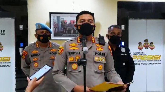 Bupati, Kapolda, dan Kapolresta Tangerang Ramai-ramai Minta Maaf Atas Aksi Banting Brigadir NP