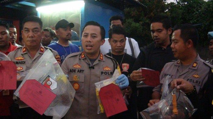 Polresta Tangerang Ungkap Asal Benda yang Sempat Diduga sebagai Bom