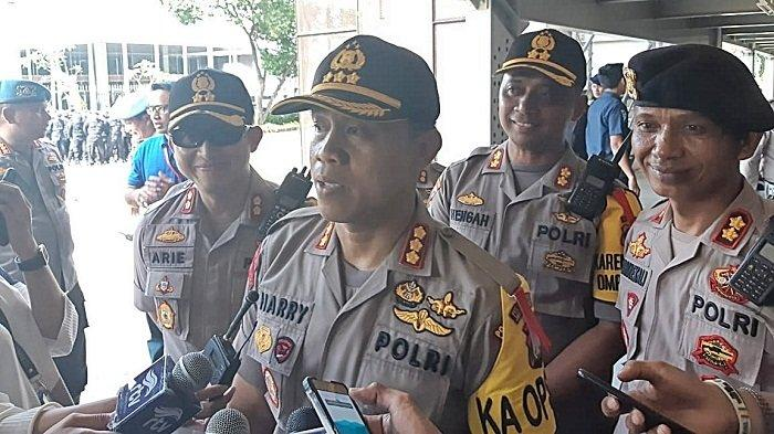 Kapolres Jakarta Pusat Anjurkan Doa di Rumah Saja