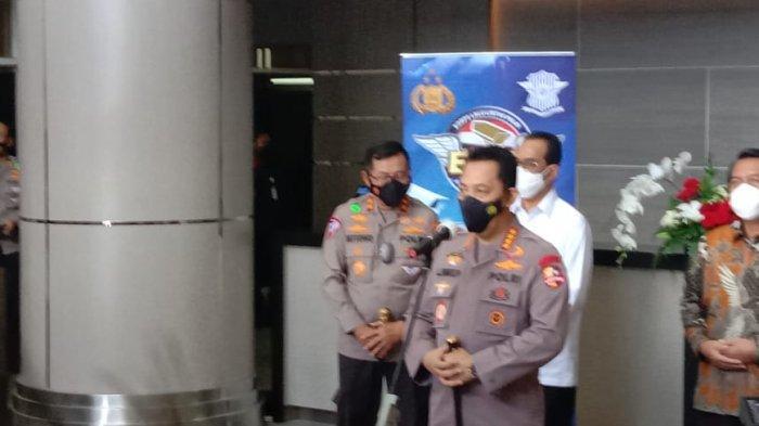 Kapolri Jenderal Listyo Sigit Prabowo Luncurkan ETLE Nasional di 12 Polda