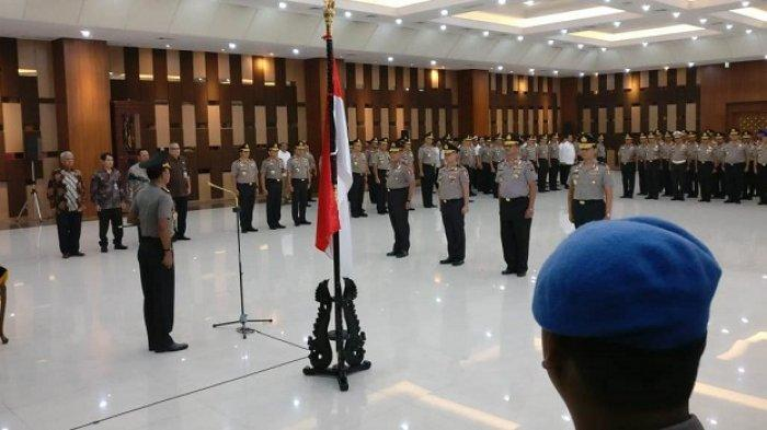 DAFTAR 37 Pati Polri Naik Pangkat: Ketua KPK Terpilih Jadi Komjen, Argo Yuwono Akhirnya Raih Bintang
