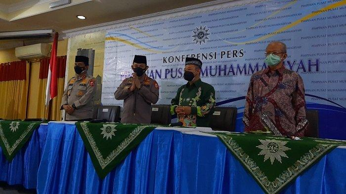 Kapolri Jenderal Listyo Sigit: Tidak Ada Satu Pun Agama Yang Mengajarkan Kekerasan dan Terorisme