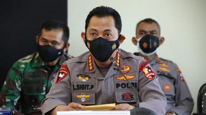 Kapolri Bakal Koordinasi Kemenperin Soal Bahan Kimia yang Sering Digunakan Teroris