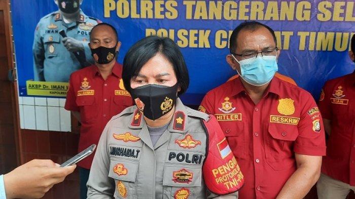Komplotan Perampok Bersenjata Beraksi 3 Kali di Ciputat Tangerang Selatan