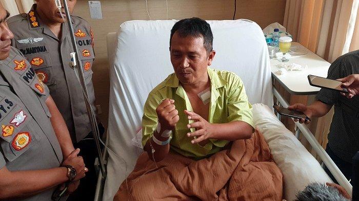 Kapolsek Menes Sepak Istri Penikam Wiranto, Sembunyikan Kunai di Balik Jubah Panjang