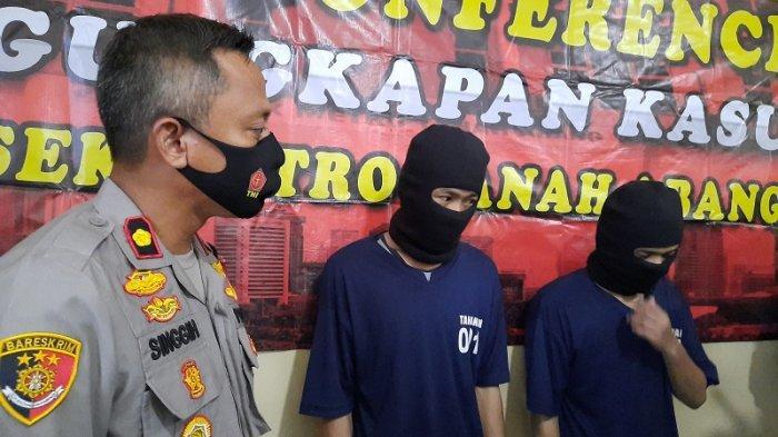 Kesal Dipalak, PKL Tusuk Preman Pasar di Petamburan hingga Tewas