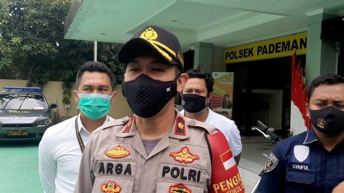 VIDEO Polisi Tangkap Copet Kawakan di Pademangan, Sudah Lanjut Usia