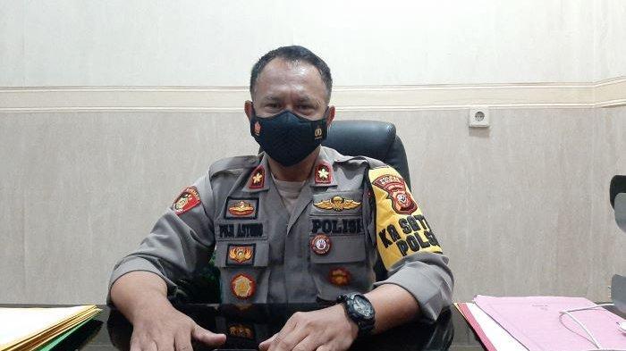 Kapolsek Parung Kompol Puji Astono Sebut Kampung Tangguh Mampu Turunkan Kasus Positif Covid-19