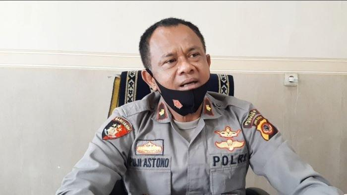 Dua Pelaku Begal Motor di Jalan Raya Parung, Kabupaten Bogor Dibekuk Polisi