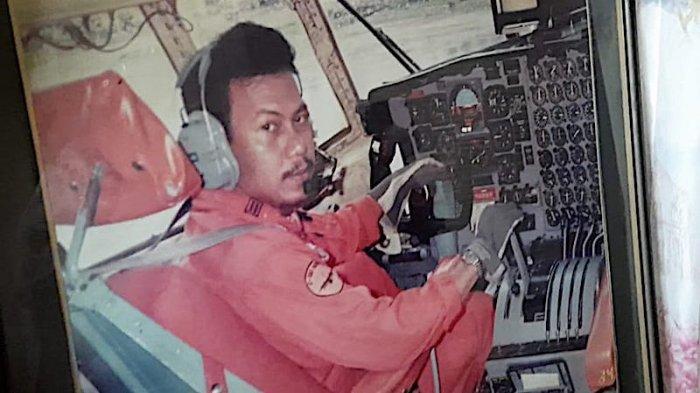 Sebelum Pesawat Sriwijaya Air Jatuh, Kapten Afwan Sebut Sepupu Bidadari Surga, Bikin Tak Bisa Tidur
