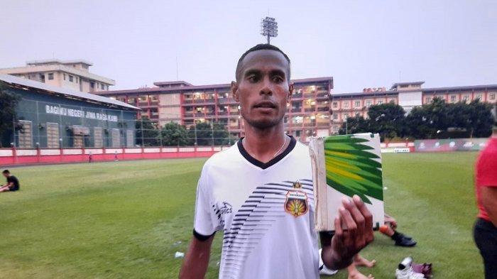 Ruben Sanadi Tak Kesulitan Jalani Latihan Berat Bhayangkara FC