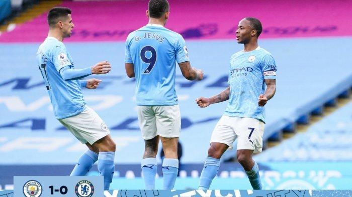 Starting XI dan Live Streaming Newcastle vs Manchester City, Pep Kembali Turunkan Sterling-Jesus