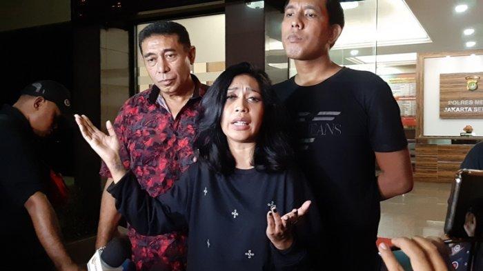 Arya Satria Claproth Ada di Apartemen Saat Anak Terjatuh, Karen Pooroe: Ini Kelalaian Dia!