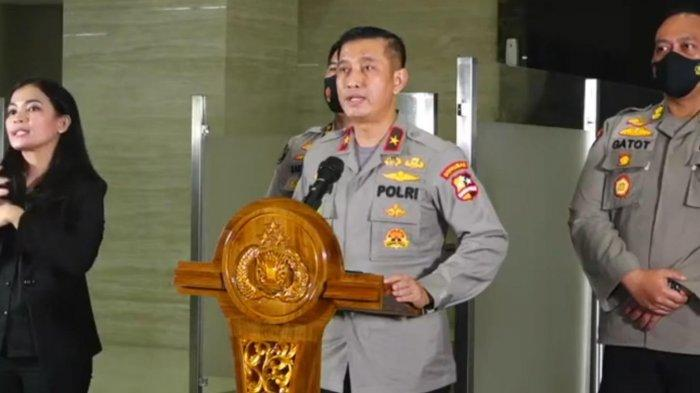 Karo Penmas Divisi Humas Polri Brigjen Rusdi Hartono Sebut Pembunuhan Ibu & Anak di Subang Kompleks