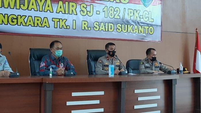 VIDEO Tim DVI Belum Bisa Serahkan Bagian Jenazah Korban Pesawat Sriwijaya Air SJ 182 ke Keluarga