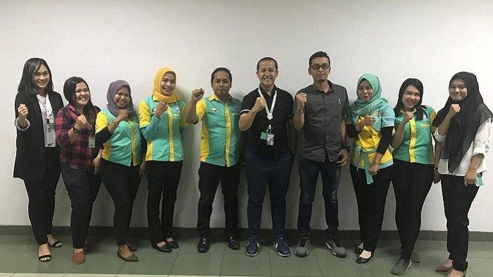 BPJS Ketenagakerjaan Kelapa Gading Sosialisasikan Manfaat Kepada Karyawan PT Sinde Budi Sentosa