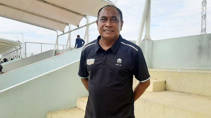 Kas Hartadi, pelatih kepala Dewa United FC