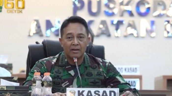 Update Covid-19 Secapa AD Kamis 23 Juli 2020, KSAD Jenderal Andika: 618 Siswa Secapa Sembuh