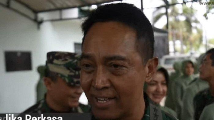 Keterlibatan Pensiun TNI di Aksi Mujahid, Kasad Jenderal Andika Tegaskan Perintah di Luar Komando