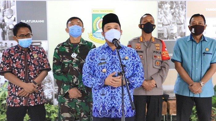 Targetkan 15.000 Vaksinasi Covid-19 untuk Warga, Pemkot Tangerang Gandeng TNI Polri