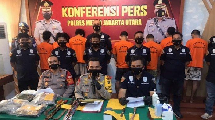 Tiga Pelaku Penganiayaan Seorang Pria Sampai Tewas di Tanjung Priok Dibekuk, 16 Pelaku Lainnya Buron