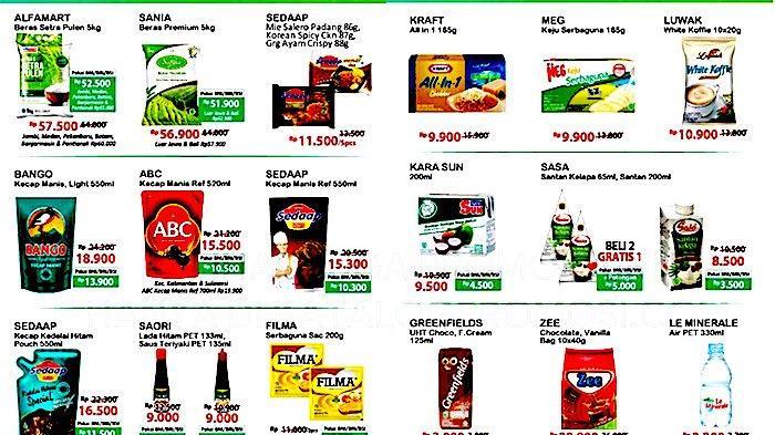 PROMO JSM Alfamart 16-20 Juli Sambut Idul Adha Harga Hemat Beras, Mentega, Keju, Sunco Minyak dll