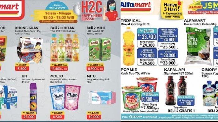 Katalog Promo Alfamart Minggu 6 September Ada Diskon Produk Baru Sampai Happy Hour Cuss Warta Kota