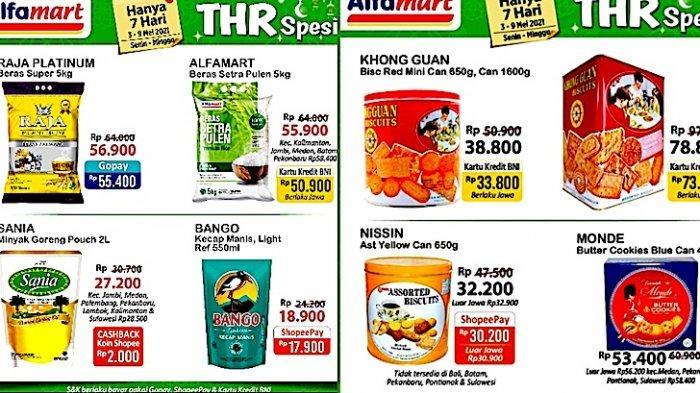 Katalog Promo JSM Alfamart 7-9 Mei Harga Murah Mulai Beras, Minyak, Aneka Bumbu, Sirup