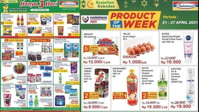Katalog Promo JSM Indomaret 23-25 April, Diskon Kebutuhan Ramadan Beras, Susu, Popok, Minyak Goreng