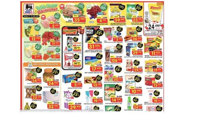PROMO JSM Superindo 11-13 Juni, Hemat Produk Hingga 45 Persen: Buah, Snack, Ayam