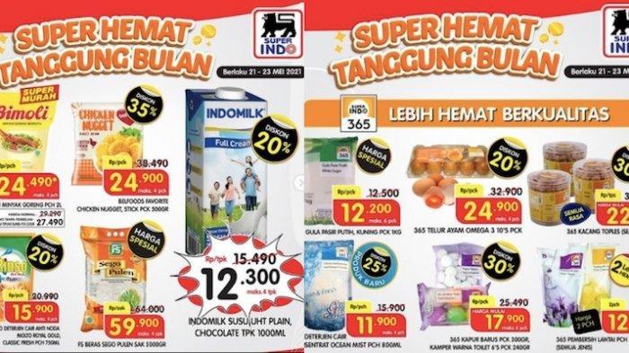 Promo JSM Superindo 21-23 Mei Hemat Hingga 35 Persen dari Buah, Susu, Beras, Telur, Gula, Minyak