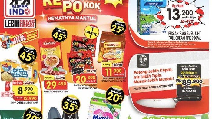 PROMO Superindo Harian Selasa 14 September Dapatkan Hemat Buah Segar, Ayam, Popok dll