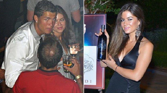 FOTO Seksi Model AS Kathryn Mayorga Ngaku Dirudapaksa Cristiano Ronaldo saat Mabuk, Tuntut Rp 1,14 T