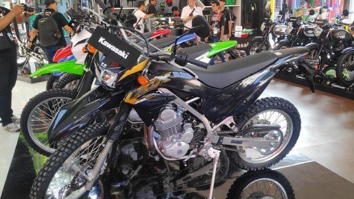 Motor Trail Baru KLX 230 Bukan Pengecilan Mesin dari Versi 250 cc