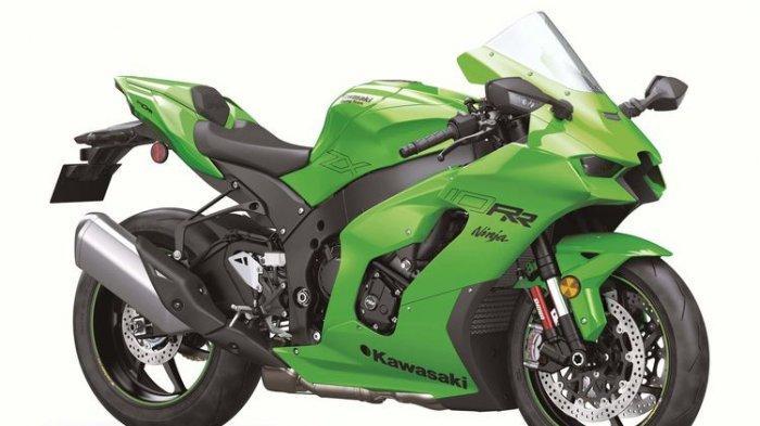 Kawasaki Ninja ZX-10RR 2021 Diproduksi 500 Unit, Tenaga 998 CC dan 4 Silinder, Harga Rp 411,5 Jutaan